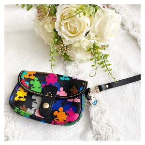DOONEY & BOURKE  DISNEY RETIRED SILHOUETTE MICKEY ULTIMATE PLACEMENT WRISTLET!!!