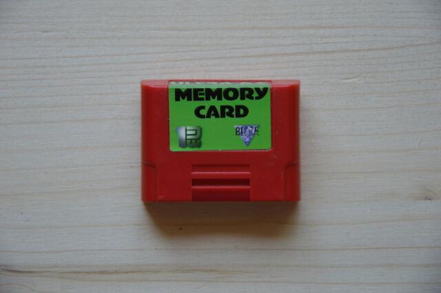 N64 - Controller Pak für Nintendo 64