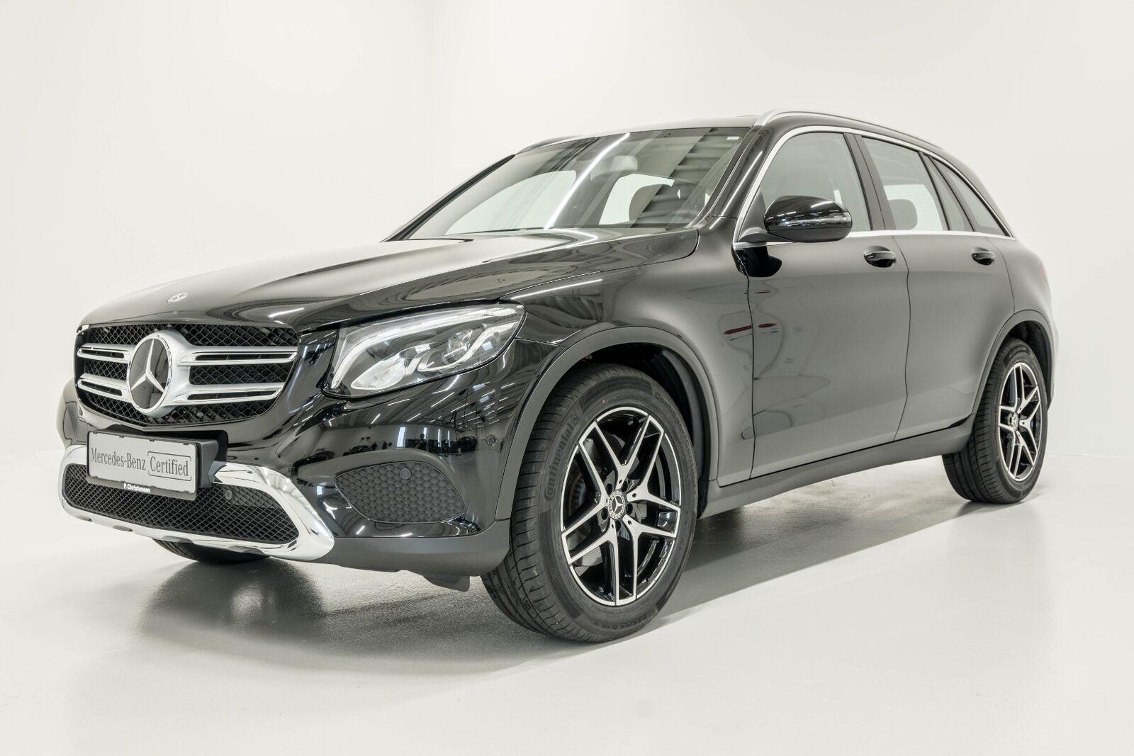 Mercedes GLC220 d 2,2 aut. 4-M 5d - 589.900 kr.