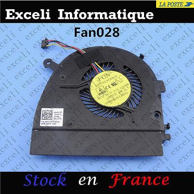 Dell Fan V5470 Cooling DFS501105PR0T Ventilateur Vostro CPU V5480 DROIT 5460 qtZvxOaw