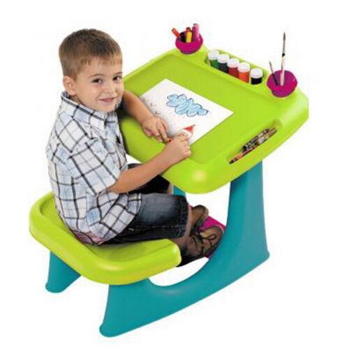 Keter Kinder-Spieltisch Maltisch Zeichtentisch Basteltisch Schreibtisch NEU/&OVP