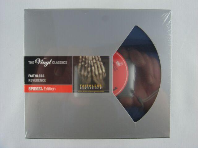 Reverence von Faithless (2005) CD The Vinyl Classics neu & OVP in Folie
