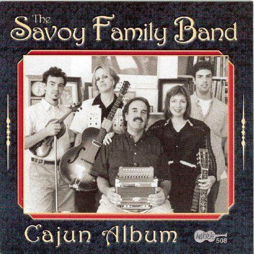 The Savoy Family Band-Cajun Album (US IMPORT) CD NEW