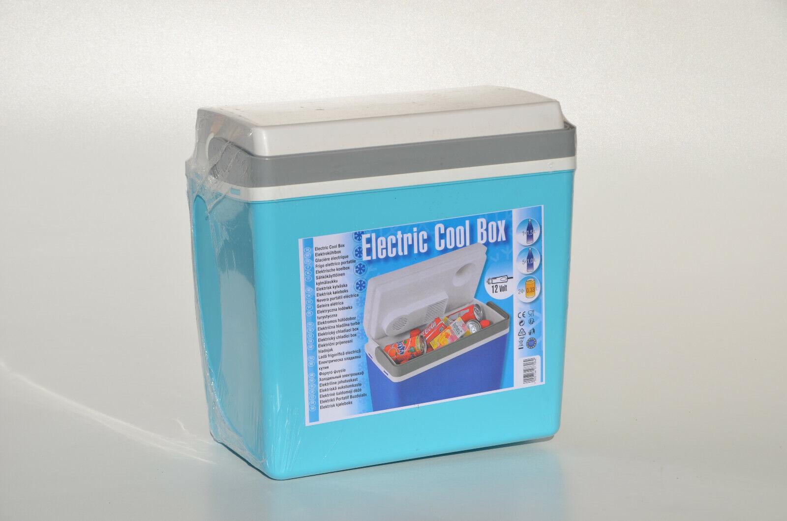 Ezetil  E 24 Mirabelle Thermoelektrische Kühlbox 12V  türkis