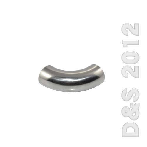 "OD 19mm 3//4/"" Sanitär Schweißbogen Rohrbogen Winkel 90°Edelstahl 304 Fitting Neue"