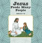 Jesus Feeds Many People/Mary Listens to Jesus Flip Book by Donna Bobb (Board book, 2013)