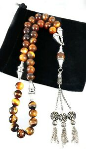 Tasbih-Worry-Beads-Komboloi-Tiger-Eye-10mm-Brushed-Silver-fittings-JCE27-84