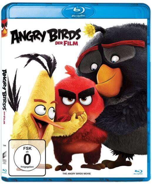 ANGRY BIRDS DER FILM BLU-RAY DEUTSCH