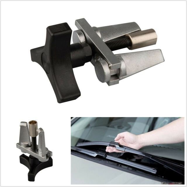 DIY Adjustable 2-Paw Vehicles Windshield Windscreen Wiper Arm Puller Removal Kit