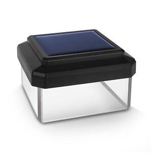 solar led lampe mit d mmerungssensor garten terrasse au en leuchte beleuchtung ebay. Black Bedroom Furniture Sets. Home Design Ideas