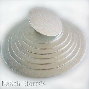 FunCakes-Cake-Board-rund-4-mm-25-40-cm-Round-Tortenplatte-Tortendeko-Tortendeko