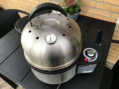 Billig Gasgrill Med 3 Brændere : Offer on char broil performance gasgrill inkl dele from