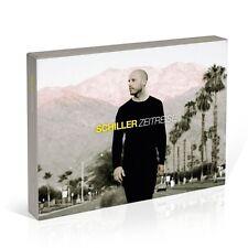 SCHILLER - ZEITREISE-DAS BESTE VON SCHILLER (LIMITED SUPER)  3 CD+DVD NEU