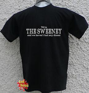 601ac71c3 THE SWEENEY 70s cult tv movie retro cool T shirt All Sizes   eBay