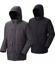 Mountain Hardwear Mens Goose Down Classic Downtown Coat MSRP $375 Black