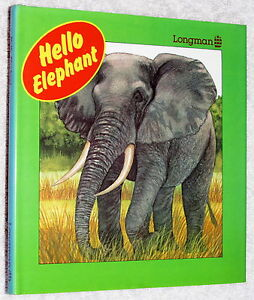 1981Author039s Copy1st HELLO ELEPHANTPatricia GrayMartina SelwayANIMALHBDJ - <span itemprop=availableAtOrFrom>CORNWALL., United Kingdom</span> - 1981Author039s Copy1st HELLO ELEPHANTPatricia GrayMartina SelwayANIMALHBDJ - CORNWALL., United Kingdom