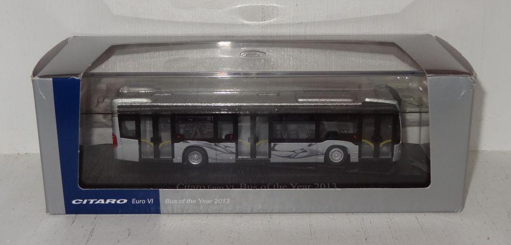 Rietze MB Citaro euro vi bus of the Year 2013 1 87 in PC e imballo originale (r1_5_13)