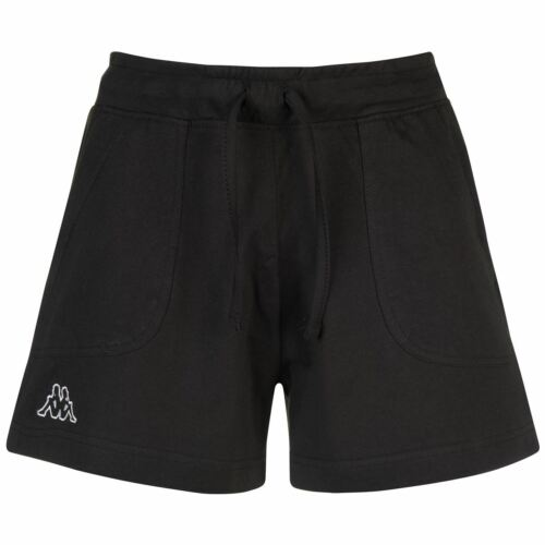 Kappa shorts woman logo fit training sport shorts