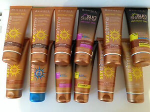 Image is loading Rimmel-Sun-Shimmer-Instant-Tan-125ml-Choose-From-