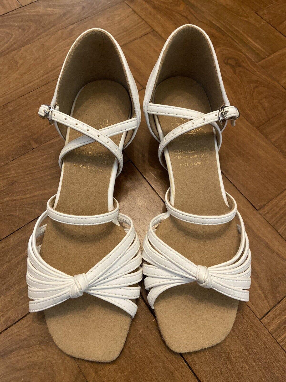 Supadance Juvenile Girls Shoes Size 13