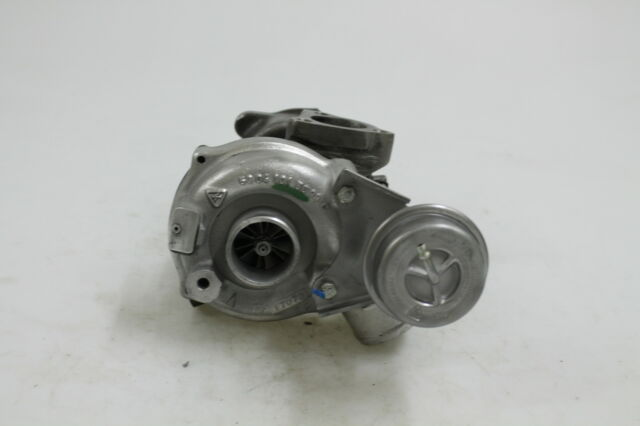 Turbolader Sharan 1.8 T 110 Kw 53039880049 KKK Borg Warner ORIGINAL DPF Prüfung