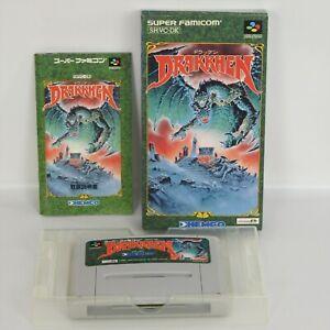 DRAKKHEN-Super-Famicom-Nintendo-ccc-sf
