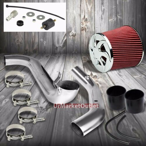 Cold Air Intake Induction//Red Spiral Cone Filter For Honda 06-09 S2000 S2K AP2