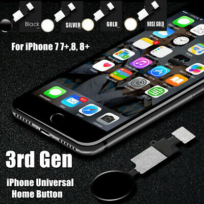 3rd Gen iPhone Universal Home Button Restores Return ...