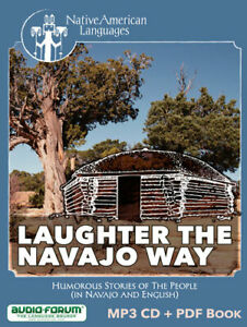 Details about Laughter the Navajo Way (MP3/PDF) by Audio Forum - *NEW in  BOX*