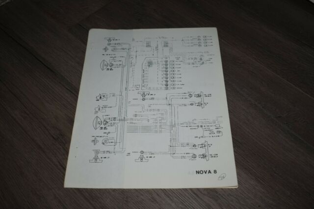 1976 Chevy Nova Wiring Diagrams