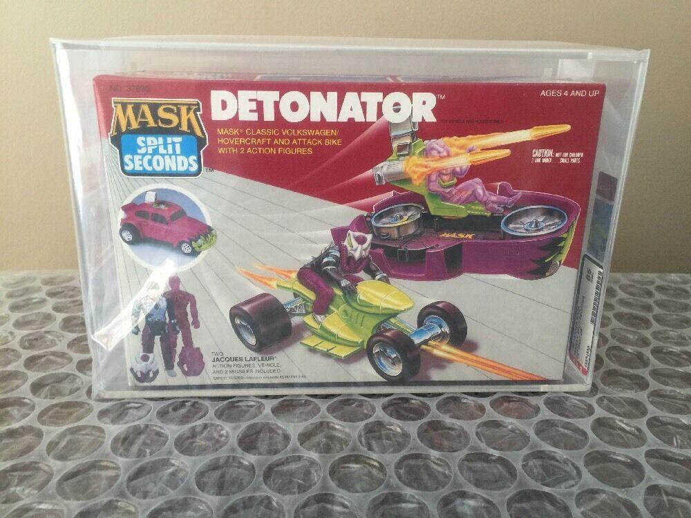 Kenner MASK M.A.S.K. Detonator superbe figurine Autorité 85 Belle Look  WOW