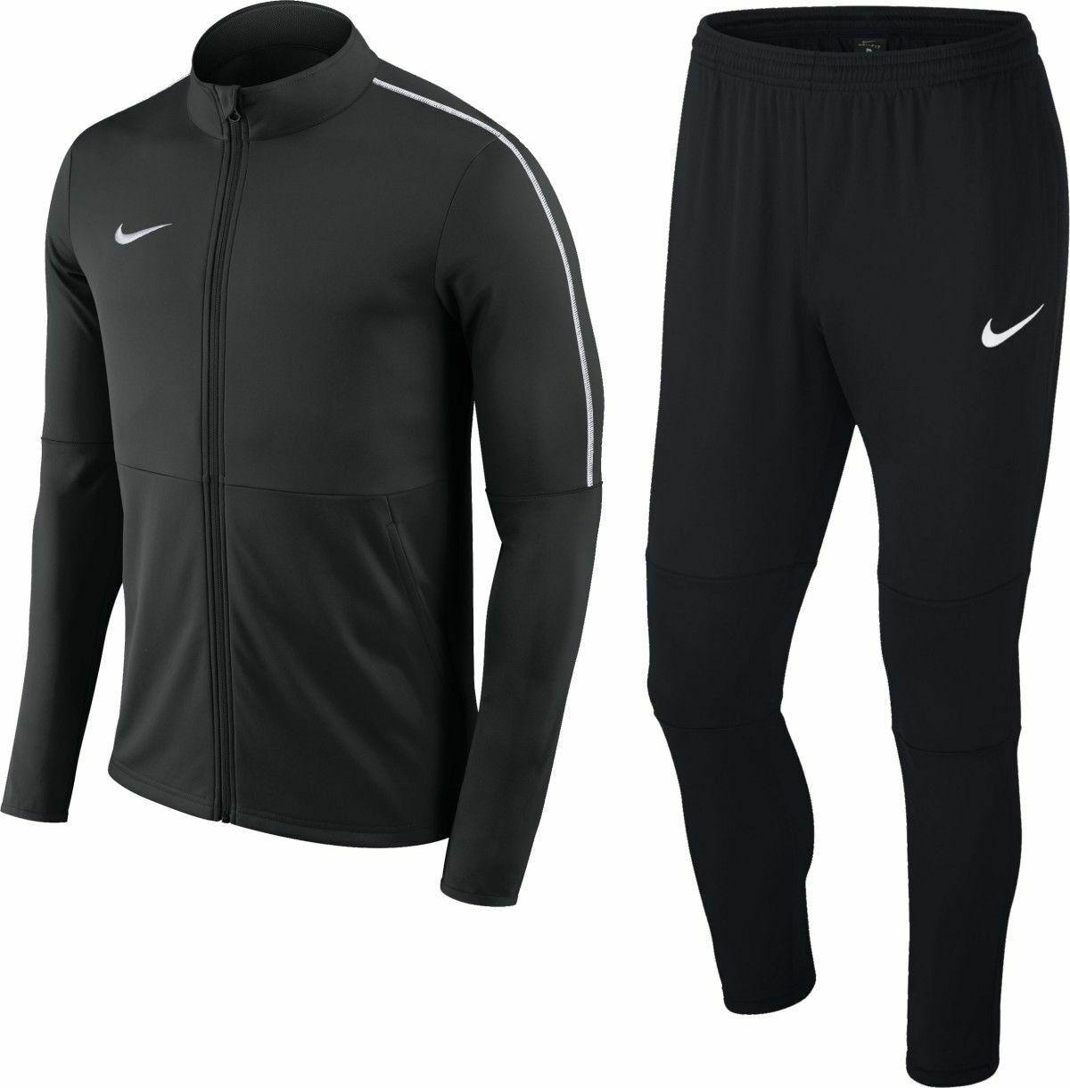 Nike Park 18 AA2059 AA2086 Tuta Ginnastica Completo Giacca Pantalone Da Uomo