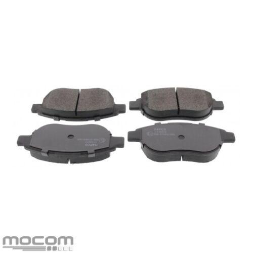 BOSCH PASTIGLIE freno Set di rivestimento Anteriore VA per PEUGEOT 207 Citroen Xsara con bremssys