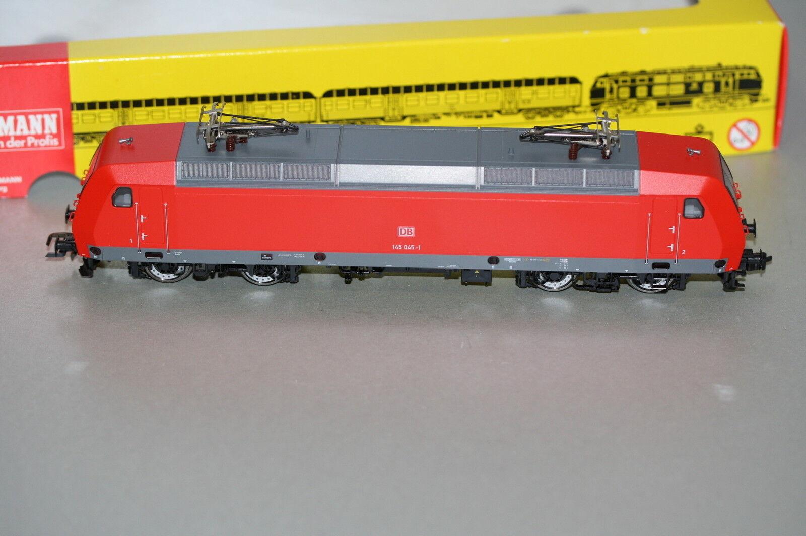 Fleischmann 4322 K elok serie siano 145 045-1 DB DSS traccia h0 OVP