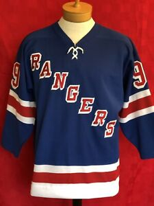 38b66eed8 Image is loading Rare-New-York-rangers-STARTER-Wayne-Gretzky-vintage-