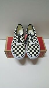 01253e07238f Image is loading Vans-Authentic-Golden-Coast-Checkerboard-size-8-limited-