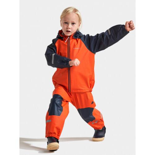 Didriksons Stormman 4 Kids Waterproof Set