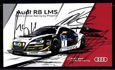 Team G Drive Autogrammkarte Original Signiert Motorsport + G 12759
