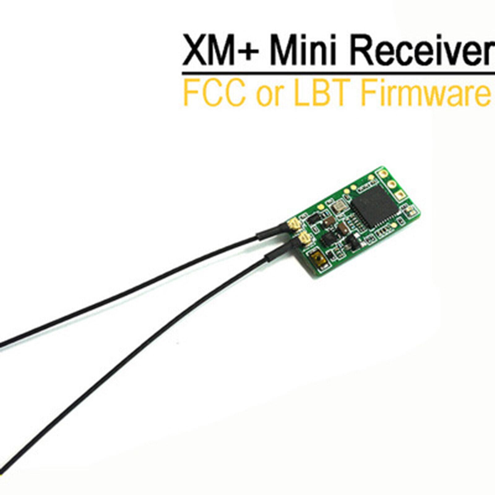 16CH MINI XM XM+ PLUS Receiver PWM SBUS FCC Or LBT Firmware Part for Frsky Drone