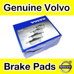 Genuine-Volvo-S60-V60-11-Pastillas-De-Freno-Delantero-modelos-con-frenos-de-16-034