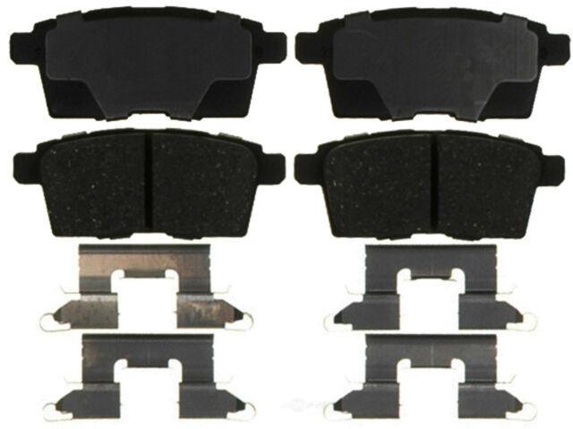 Disc Brake Pad Set-Ceramic Disc Brake Pad Rear ACDelco Advantage 14D1259CHF1