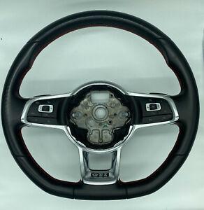 VW-Polo-6C-GTI-Multifunktionslenkrad-6C0419091Q-APX-Flashrot