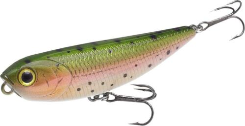Lucky Craft Sammy 65-276 Laser Rainbow Trout