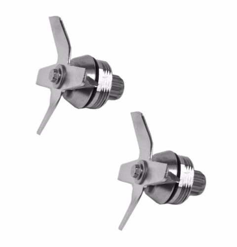 Ice Blade Assembly for Blenders 2 Pack Replaces Vitamix 1151 or 1152