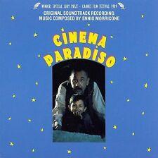Cinema Paradiso: Original Soundtrack Recording 1989 Film