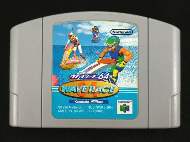 Wave Race 64 - Jeu Nintendo 64 N64 - JAP Japan