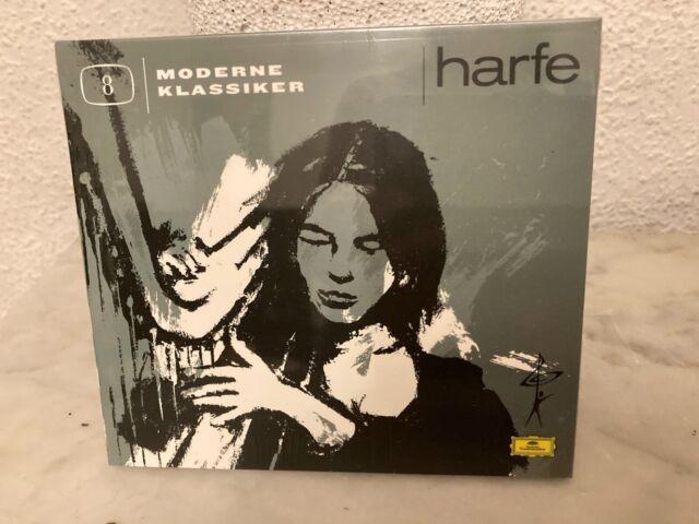 CD MODERNE KLASSIKER - 8: Harfe; Deutsche Grammophon/ Universal;