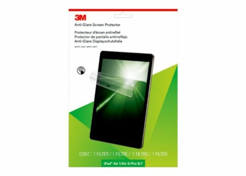 3M™ Anti-Glare Screen Protector for Apple® iPad Air® 1//2//Pro® 9.7