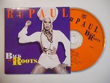 RU PAUL : BACK TO MY ROOTS [ CD SINGLE ]