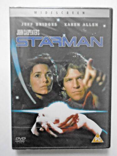1 of 1 - Starman (New/Sealed DVD 2002) Jeff Bridges, Karen Allen